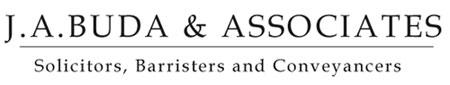 JA Buda & Associates Logo